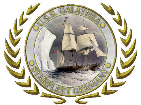 Logo USS Galathea